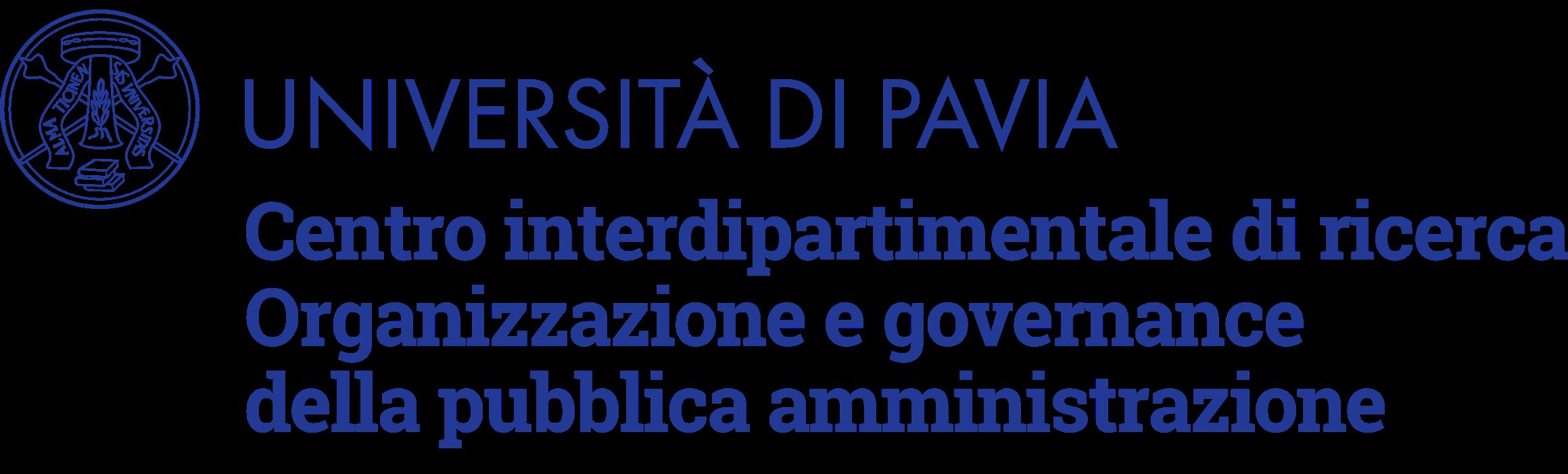 Centro interdipartimentale di ricerca - Organizzazione e governance della pubblica amministrazione