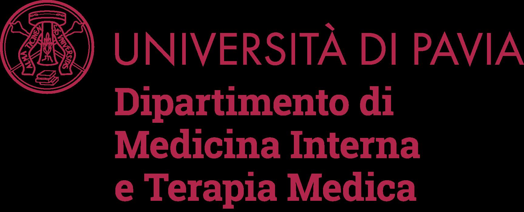 Dipartimento di Medicina Interna e Terapia Medica - Università degli Studi di Pavia